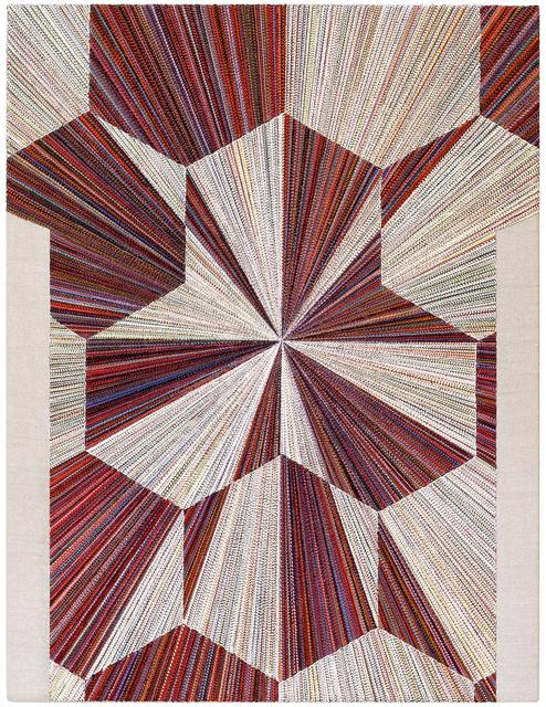, 'Hexagonal Tiling,' 2018, Richard Heller Gallery