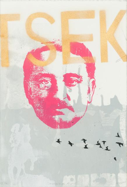 , 'Tsek 2,' 2017, Kalashnikovv Gallery
