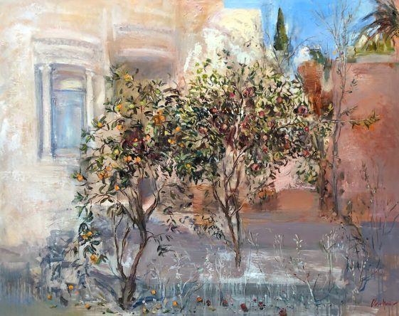 , 'Jardín de Ofelia, Fruiters,' 2018, Sala Parés