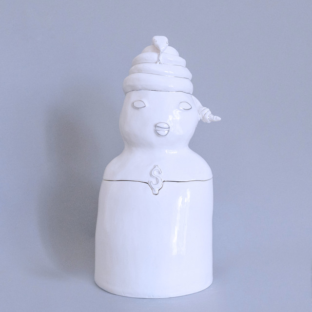 , 'The Boss Cookie Jar ,' 2018, Gallery Madison Park