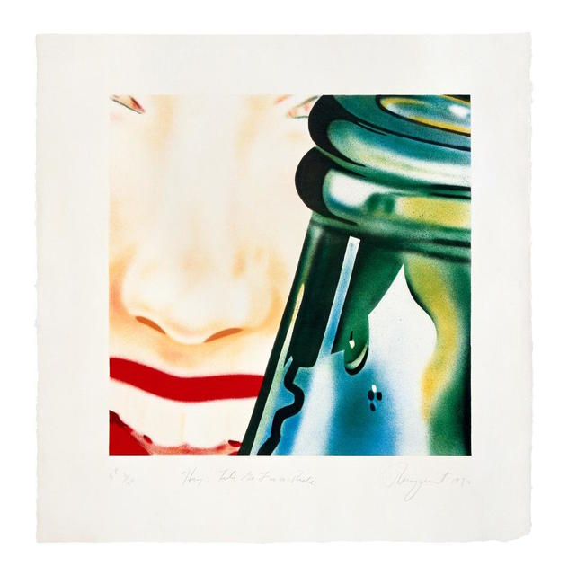 James Rosenquist, 'Hey Lets Go For A Ride', 1972, Gregg Shienbaum Fine Art