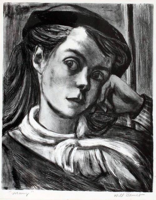 , 'Mary,' 1936, Resource Art