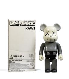Bearbrick 1000% (Grey)