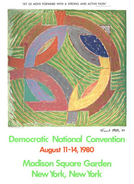 Frank Stella, 'Democratic National Convention', 1980, ArtWise
