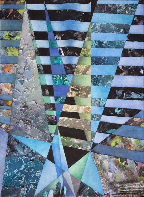 , 'Places 4,' 2014, tegenboschvanvreden