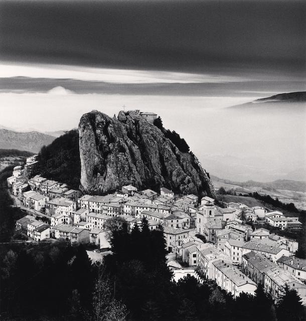 Michael Kenna, 'Approaching Clouds, Pizzoferato, Abruzzo', 2016, Patricia Conde Galería