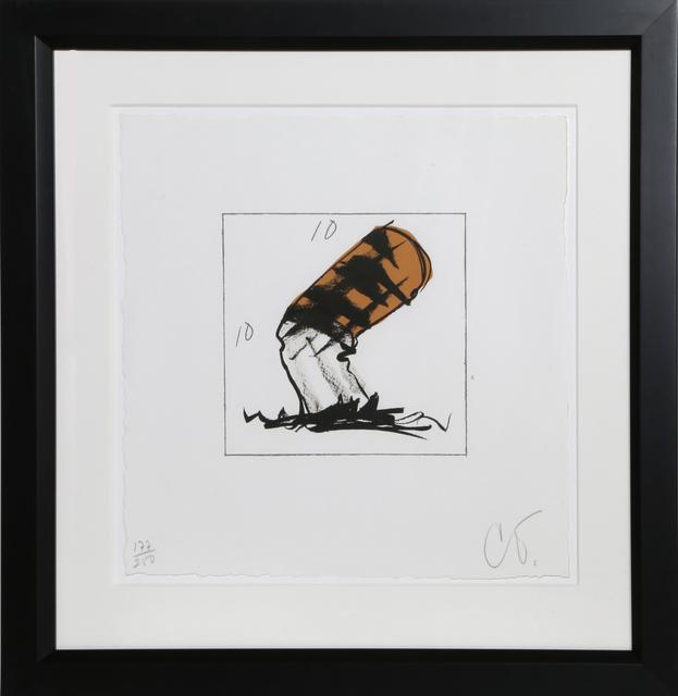 , 'Cigarette Butt,' 1991, RoGallery