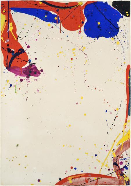 , 'Sans titre,' 1965, Galerie Zlotowski