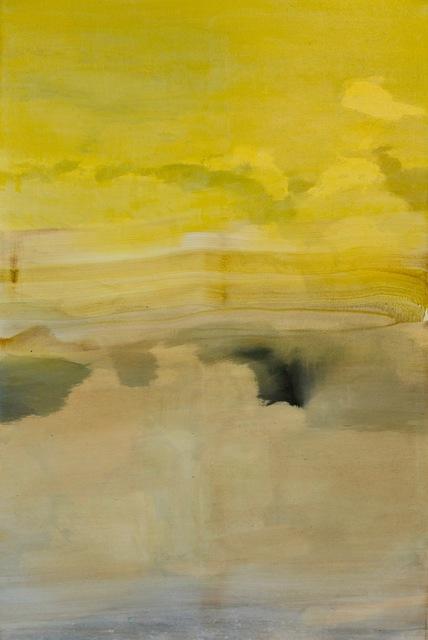 , 'Oxygen yellow,' 2018, Galerie SOON