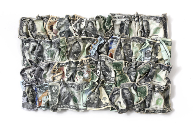 , 'Old and New Money,' 2017, Eden Fine Art