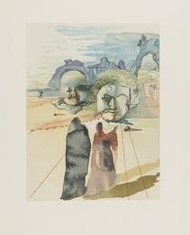 La Divine Comédie (The Divine Comedy) (Michler & Löpsinger 1039-1138)