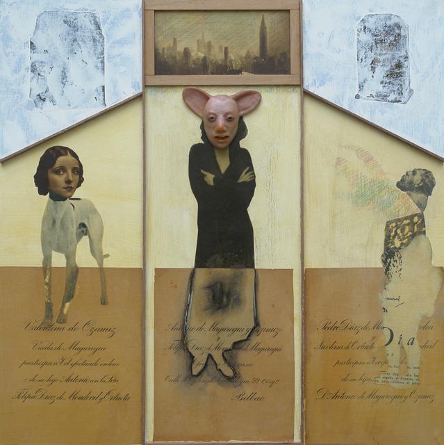 , 'Lazo,' 2015, Blanca Soto Arte
