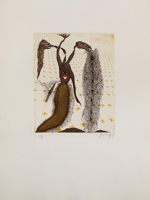 Zush, 'Senidros', 1994, Sylvan Cole Gallery