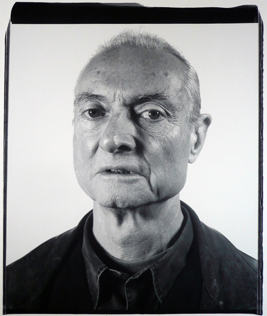 Chuck Close, 'Roy I', 1996, Photography, Monochrome digital pigment print on Arches Aquarelle, cold press paper, Kenneth A. Friedman & Co.
