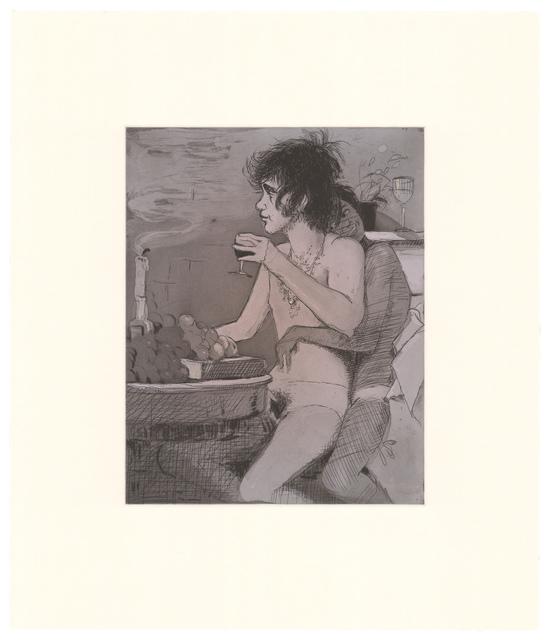 , 'Merlot,' 2017, Universal Limited Art Editions