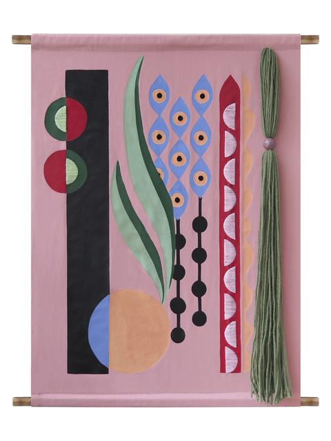 Naia Ceschin, 'Brazilian Contemporary Tapestry ', 2018, Bossa