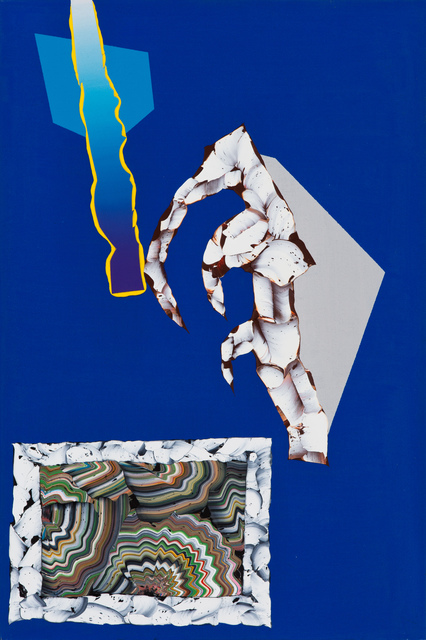 , 'Untitled (1.812),' 2016, Galerie Hans Mayer