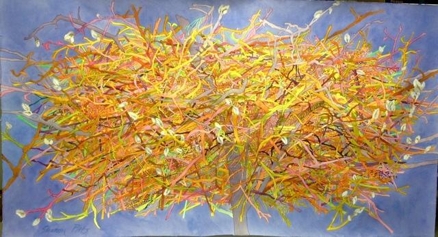 Sharon Pitts, 'Nest, Tangle', 2017, Imlay Gallery