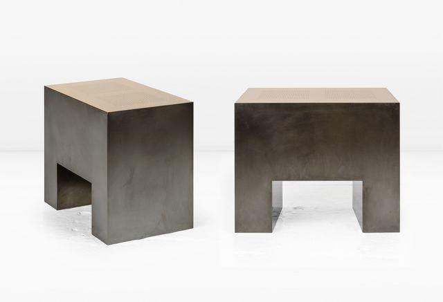 , 'Klaus End Table,' 2016, Emily Summers Design Associates