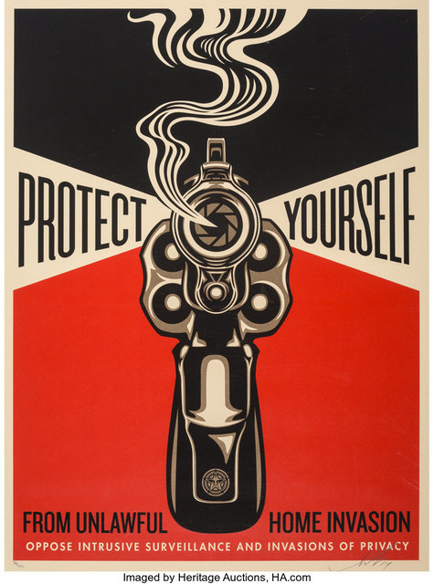 Shepard Fairey, 'Home Invasion 2', 2014, Heritage Auctions