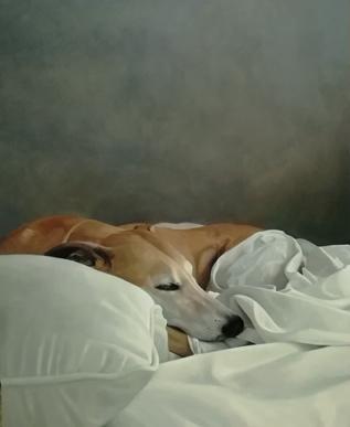 , 'Just sleep,' , Sala Parés