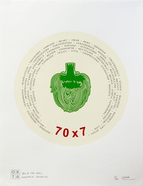 , '70 x 7 The Meal,' 2000, Galerie Elisabeth & Klaus Thoman