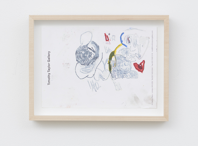 Eddie Martinez, 'Untitled', 2015, Timothy Taylor
