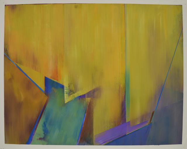 Kathleen Hammett, '02-17', 2017, The Bonfoey Gallery