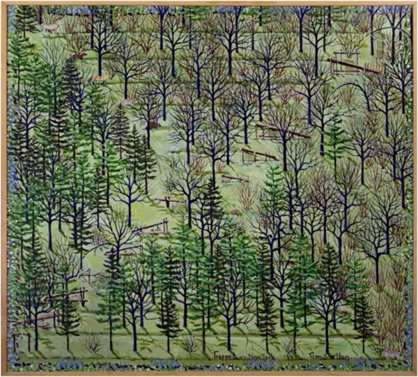 , 'Trapped in New York,' 1995, David Barnett Gallery