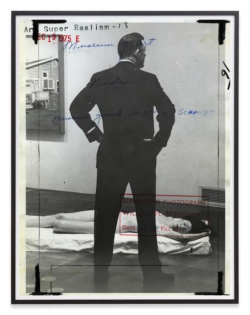 Thomas Ruff, 'press++50.08', 2016, Sprüth Magers