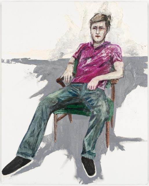, 'Joe,' 2013, Galerie Peter Kilchmann