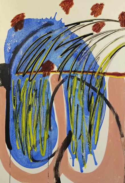 , 'The Bath,' 2017, Hans Alf Gallery