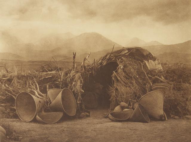 , 'A Mono Home,' 1907-1930, Empty Gallery
