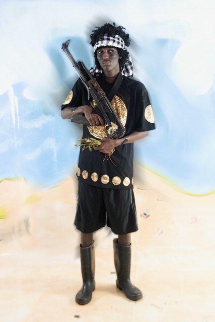 """, 'Ahmali from the series The """"Real"""" Somali Pirates,' 2016, Galerie Ron Mandos"""