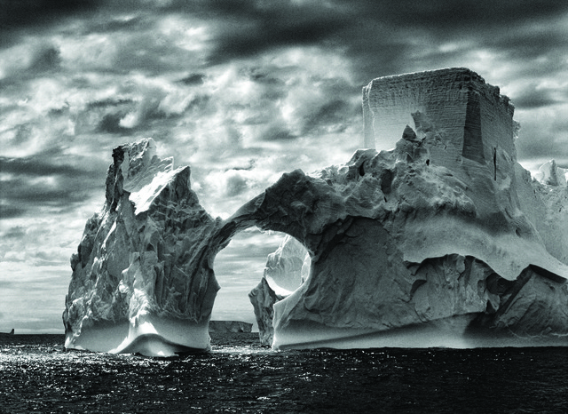 , 'Iceberg Between Paulet Islands and the Shetland Islands, Antarctica,' 2005, Sundaram Tagore Gallery