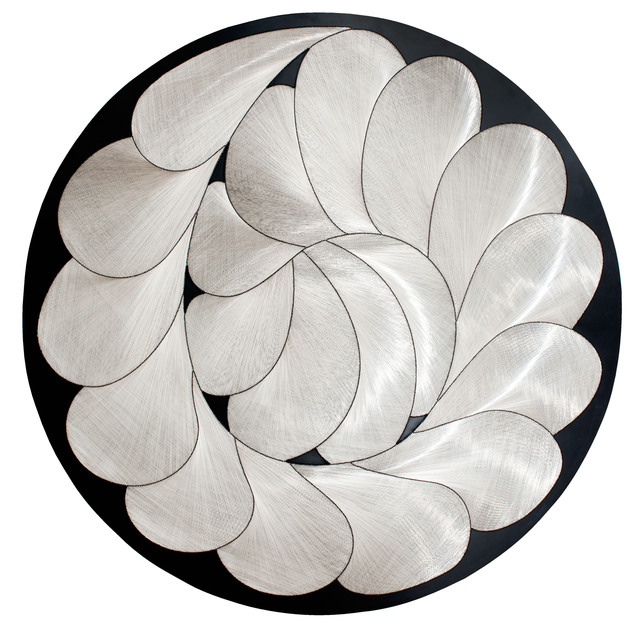 , 'Silver Circle,' 2013, Pi Artworks Istanbul/London