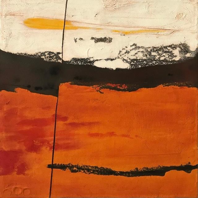 , 'Split Rockface #3,' 2018, Art Atrium