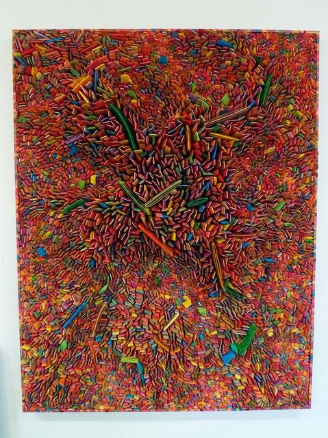 , 'Seed Universe 27,' 2015, Opera Gallery