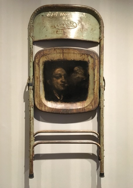 , 'Man smoking in a café,' , Sladmore Contemporary