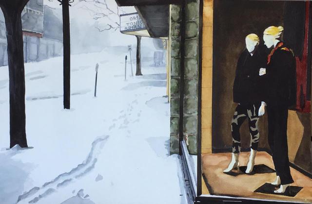 , 'Let It Snow ,' 2016, Ro2 Art