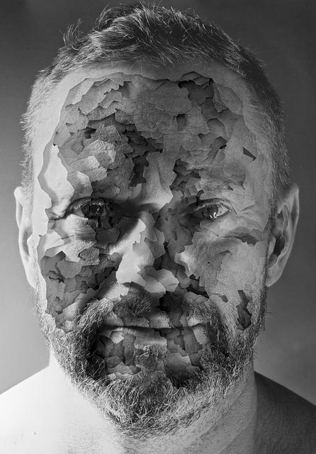 , 'Facescape #7,' 2015, Nitra Gallery