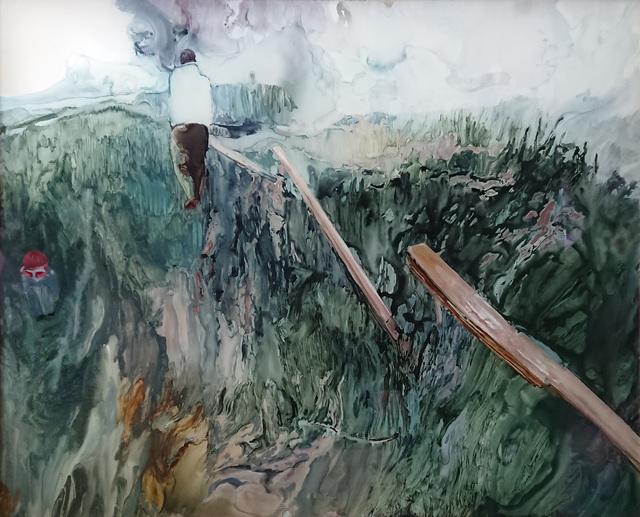 Helena Wyss-Scheffler, 'Hellgraue Wolken', 2018, Galerie SOON