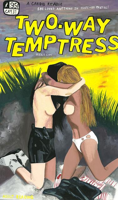 , 'Two-Way Temptress,' 2014, Joshua Liner Gallery