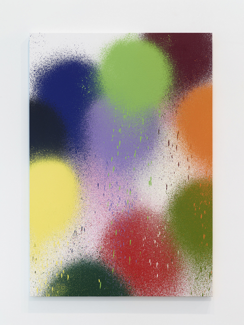, 'Untitled (Dots 7),' 2019, Diane Rosenstein