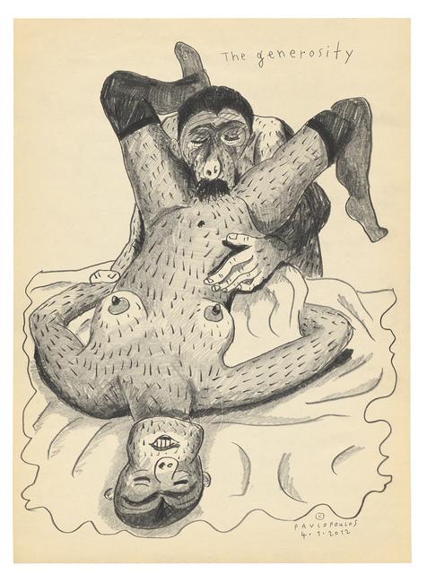 , 'The Generosity,' 2012, Kalfayan Galleries