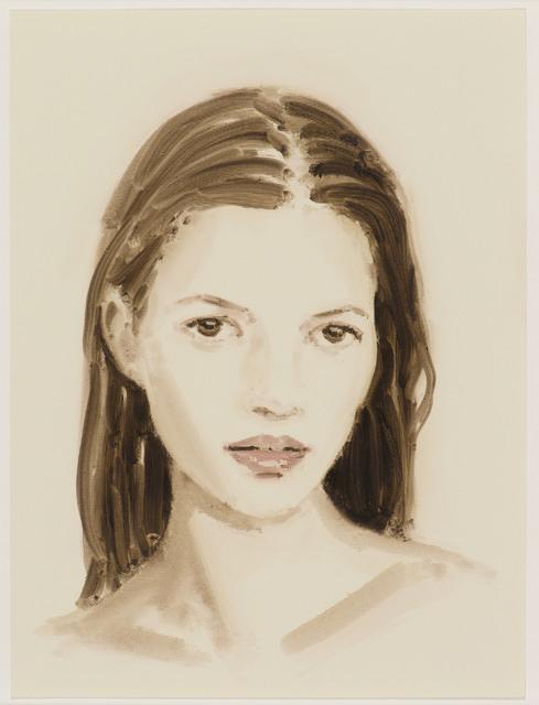 , 'Kate Moss,' , Danziger Gallery