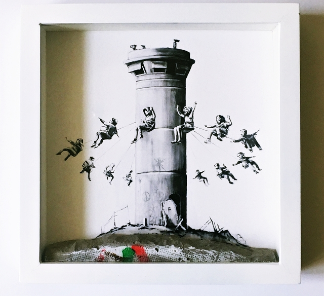 Banksy, 'Walled Off Hotel', 2017, Alpha 137 Gallery