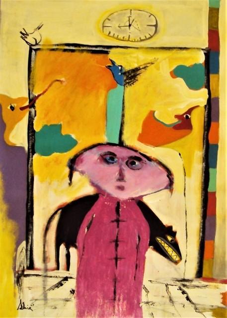 Manuel Adria, 'La Maestra', Galleria Dante