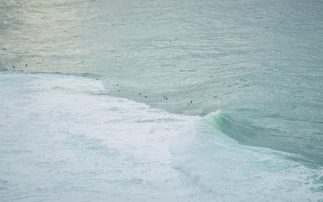Jin-Woo Prensena, 'Sunset Swell, Kauai', 2017, Photography, Archival inkjet, The Drang Gallery