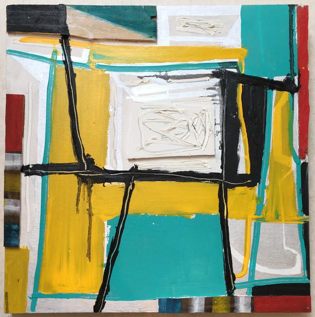 , 'Sin Un Titulo #4,' 2017, Elins Eagles-Smith Gallery